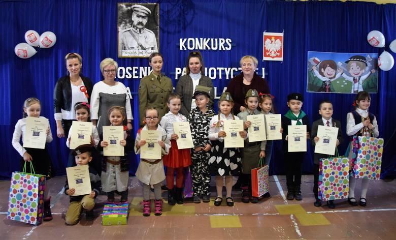 Katolicka Szkoła Podstawowa w Inowrocławiu już po raz trzeci była organizatorem Konkursu Piosenki Patriotycznej dla Przedszkolaków. Jury pod przewodnictwem