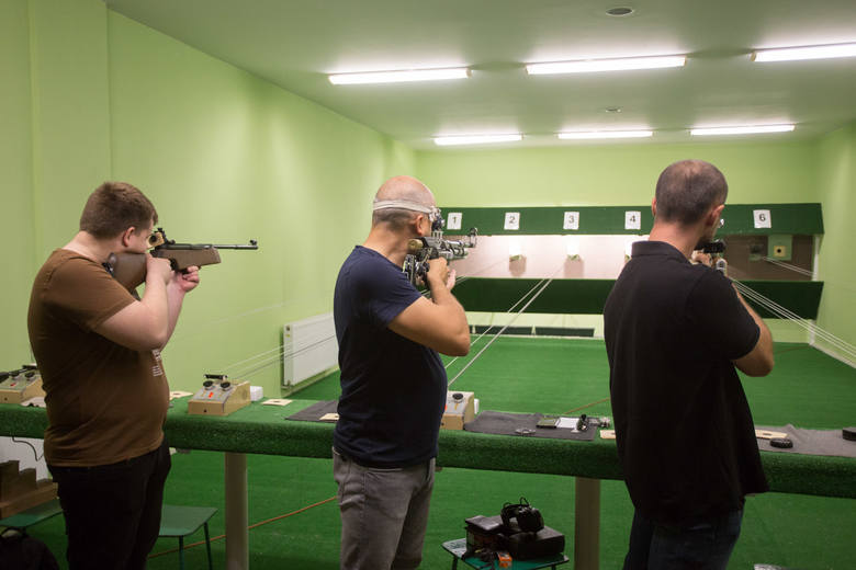 W niedzielę 14 czerwca na strzelnicy przy ulicy Zamiejskiej w Słupsku odbyły się XVIII Zawody Strzeleckie o Puchar Prezydenta Miasta Słupska.  Zapraszamy