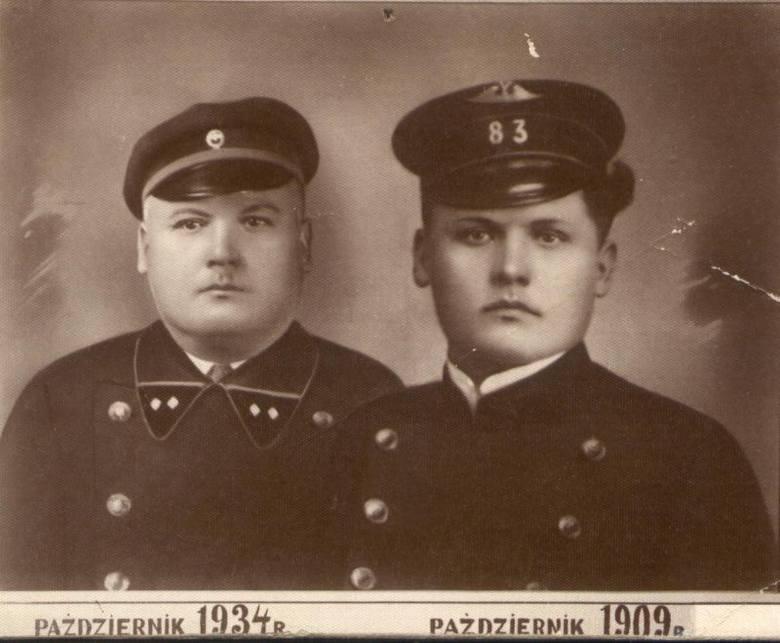 Przez wiele lat stroje pracowników łódzkich tramwajów niewiele się zmieniały. Stójkę z carskich czasów zastąpił kołnierz z wyłogami. Odrobinę zmieniła się czapka.