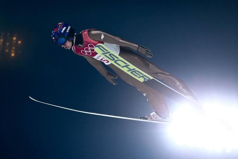 Polscy skoczkowie zakwalifikowali się do konkursu na dużej skoczni w Pjongczangu