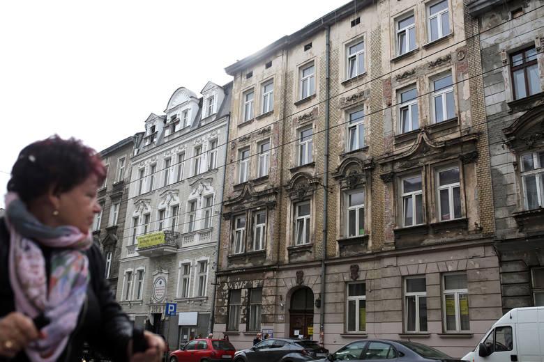 Kamienice przy ulicy Starowiślnej 41 i 43