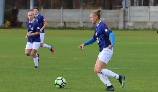 Futbol kobiet. Drużyna UKS SMS Łódź zremisowała z mistrzem Polski