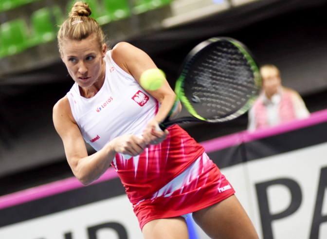 Dania pokonana! Polki zagrają o trzecie miejsce w rozgrywanym w Zielonej Górze turnieju Pucharu Federacji