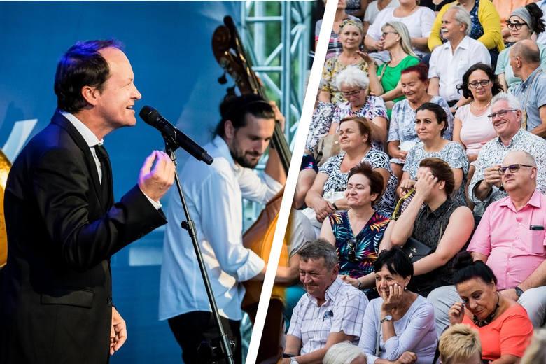 Dziś (w niedzielę, 21 lipca) w amfiteatrze Opery Nova niosły się wyjątkowe teksty piosenek Wojciecha Młynarskiego. Na scenie zaprezentował się Jacek