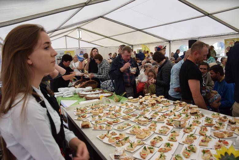 Tak było na OK Food Festivalu w Oleśnie w poprzednich latach.