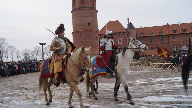 Rekonstruktorzy zdobyli zamek w Tykocinie po raz szósty.
