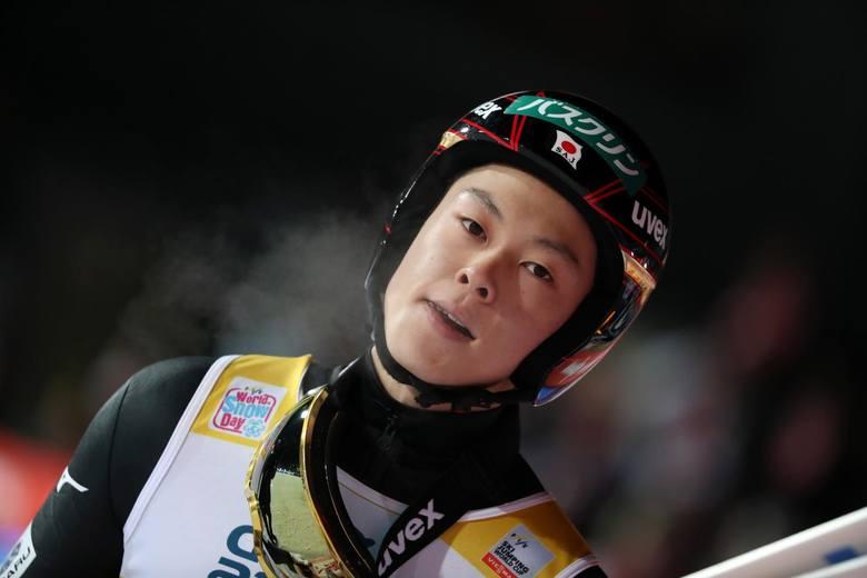 Japończyk Ryoyu Kobayashi był najlepszym skoczkiem poprzedniego sezonu Pucharu Świata