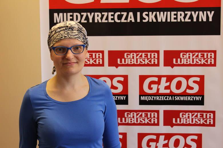 Monika Wroniecka już nie może doczekać się dnia metamorfozy.