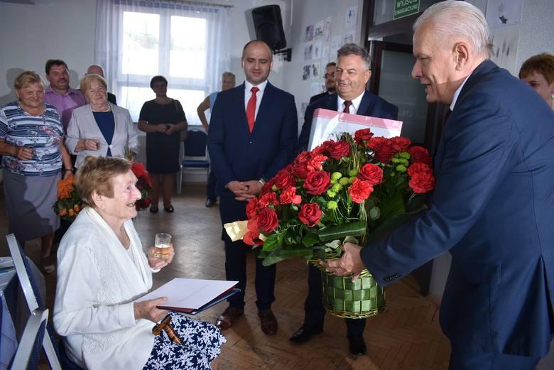 Otolia Szopa z Przesławic ma 100 lat i czuje się świetnie