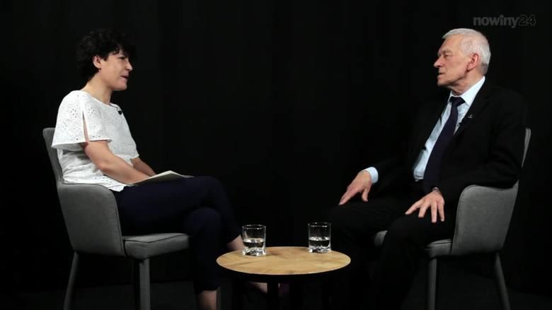 - Mój syn jest lepszym premierem niż Beata Szydło – mówił Kornel Morawiecki w Espresso