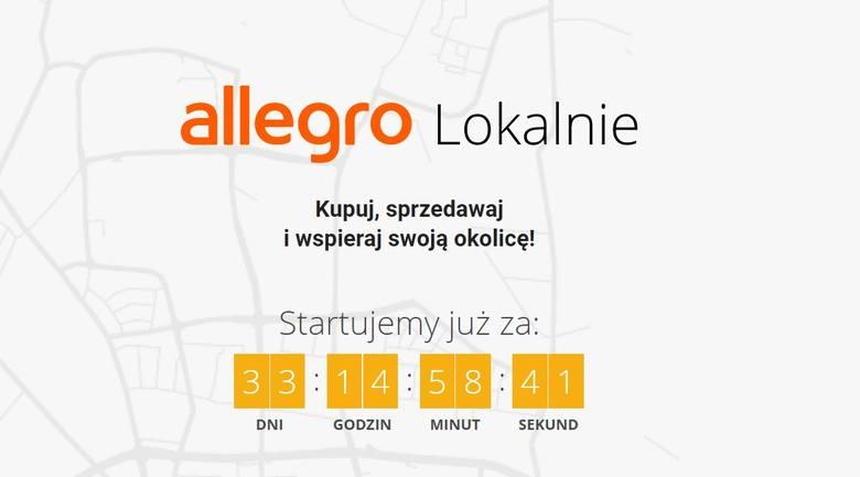 Allegro Lokalnie