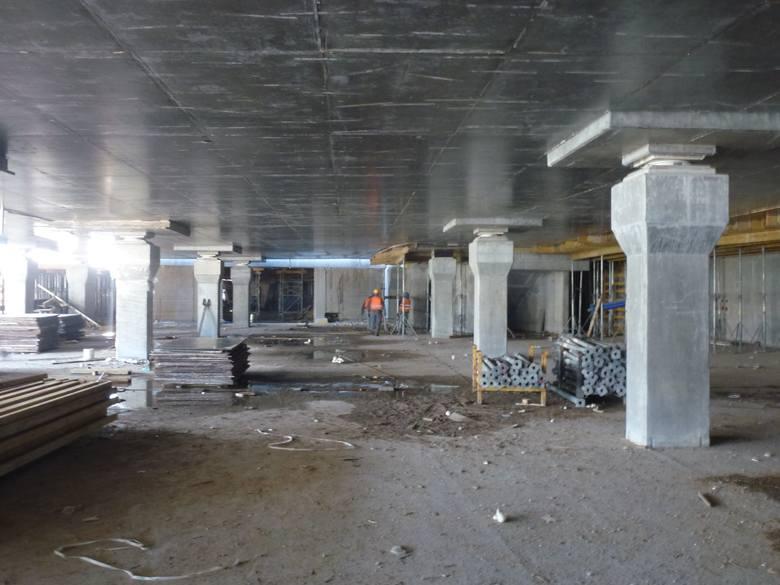Remont Kaponiery rozpoczął się w 2011, a zakończył w 2016 roku