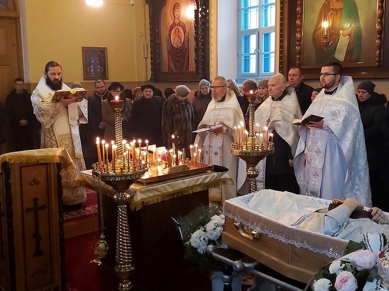 19 stycznia 2020 roku zmarł ks. Pantelejmon Patejczuk, rezydent parafii Zaśnięcia Bogurodzicy w Dubinach, Dekanatu Hajnowskiego, Diecezji Warszawsko-Bielskiej.