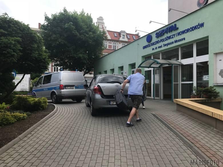 W piątek rano do policjantów z patrolu zmotoryzowanego, którzy stali na ul. Sosnkowskiego podjechał samochód, którego kierowca poinformował, że jego