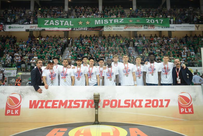Twarde Pierniki S.A. (koszykówka) - drużyna 2017 roku