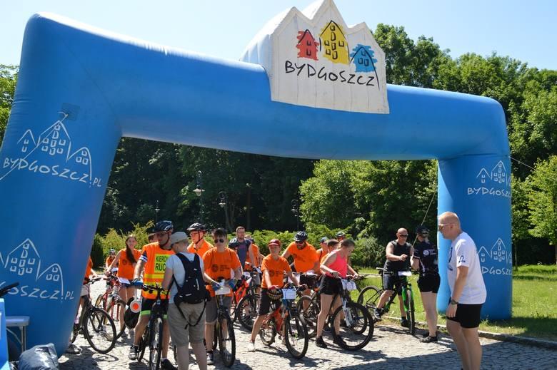 Rowerowa impreza organizowana przez Bydgoską Masę Krytyczną co roku przyciąga liczniejsze grono uczestników. W ostatnia niedzielę 3 czerwca zaczęło się