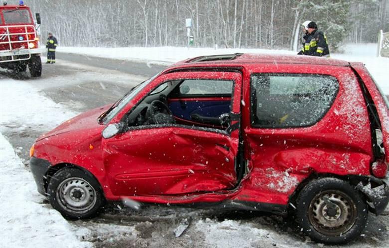 We wtorek na drodze panowały bardzo trudne warunki pogodowe.