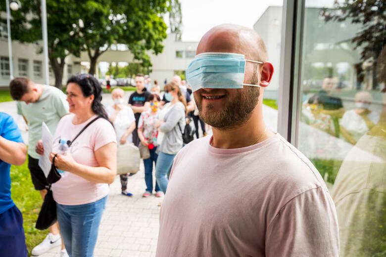 W poniedziałek 14 czerwca potwierdzono w Lubuskiem tylko dwa nowe przypadki koronawirusa. To najniższy wynik od miesięcy. Owszem, kilka razy mieliśmy