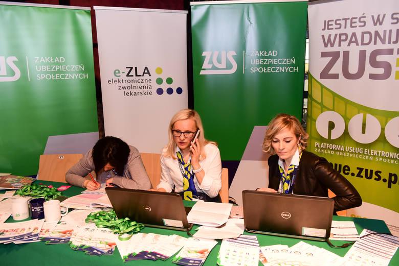 Zanim elektroniczna forma zaświadczeń stała się powszechna, pracownicy ZUS przeprowadzili setki szkoleń z obsługi wystawiania e-ZLA.