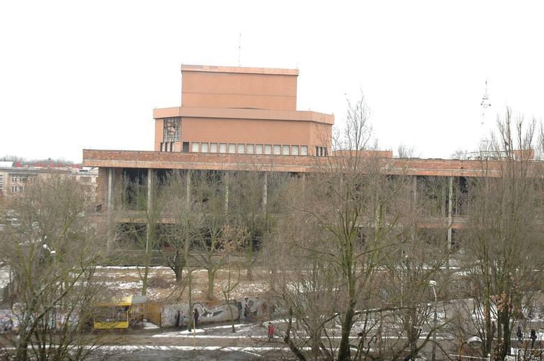 Teatr w Budowie powstawał od 1974 r.