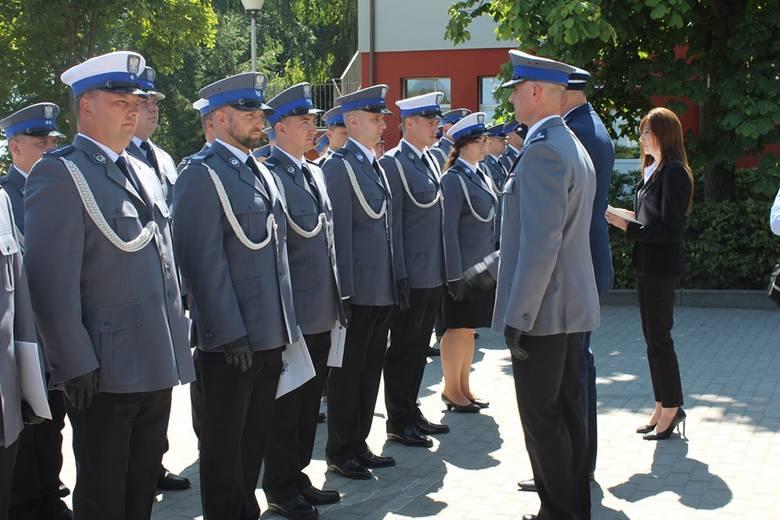 Powiatowe obchody Święta Policji zorganizowano tym razem w Lisewie.  Wczoraj w tej wsi przywrócony został, w nowym miejscu, Posterunek Policji. Uroczystości