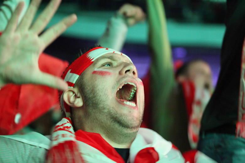 Polska remisuje z Rosją 1-1. Opolscy kibice szaleją w amfiteatrze!
