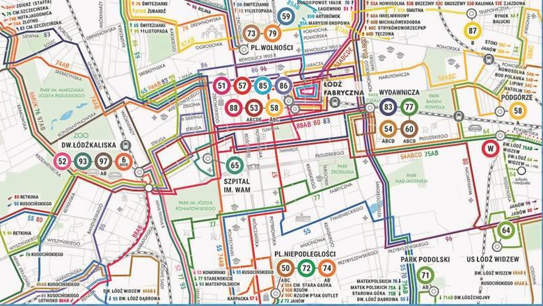 Wielkie zmiany w komunikacji miejskiej w Łodzi