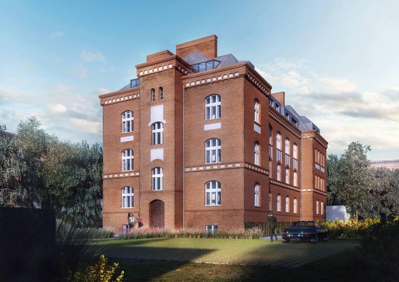 Dzisiaj zrujnowany zabytkowy Dom Polski zmieni się za kilkanaście miesięcy w luksusowy apartamentowiec