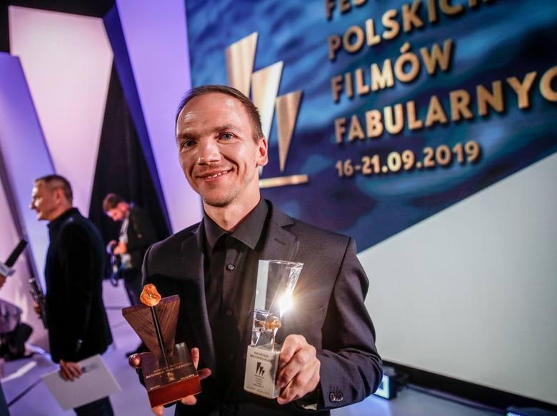 Jan Komasa na 44. Festiwalu Polskich Filmów Fabularnych w Gdyni
