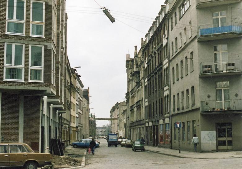 Rok 1991, ulica Świętego Antoniego