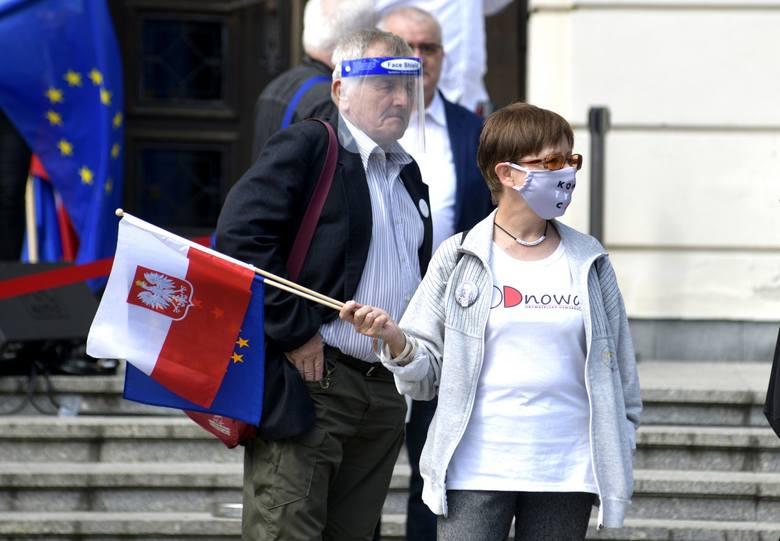 Rafał Trzaskowski, kandydat na prezydenta przyjechał do Radomia. Zobacz zdjęcia!