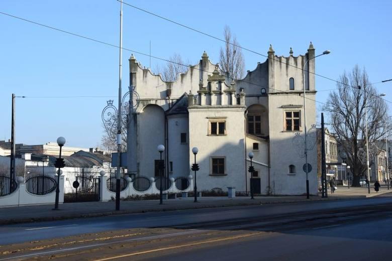 Zamek to jedno z najbardziej popularnych miejsc