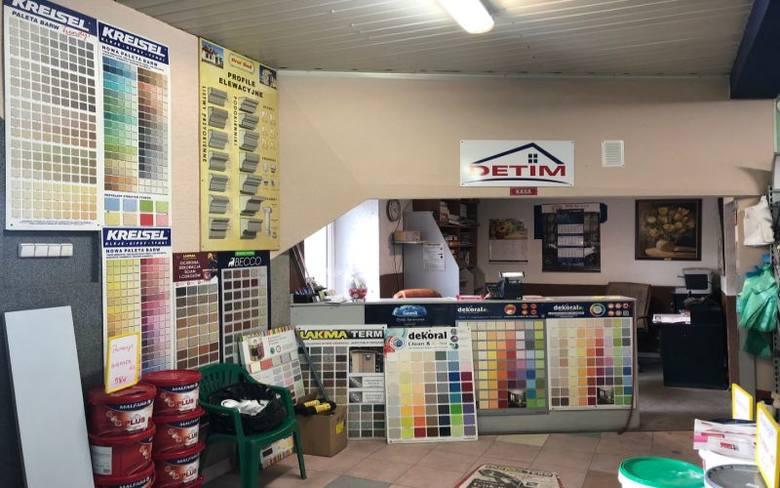 DETIM - sklep, materiały budowlane, usługi budowlane