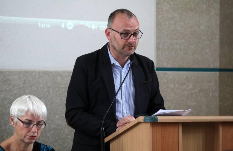 Michał Guć: - Gdyńskie Centrum Organizacji Pozarządowych ma pozostać miejscem wolnym od sporów o charakterze politycznym i około politycznym.