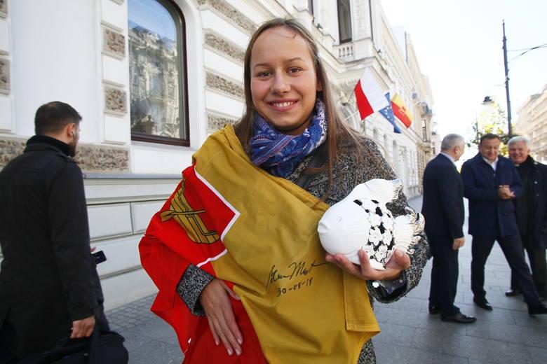 Łodzianka, która świetnie promuje Łódź