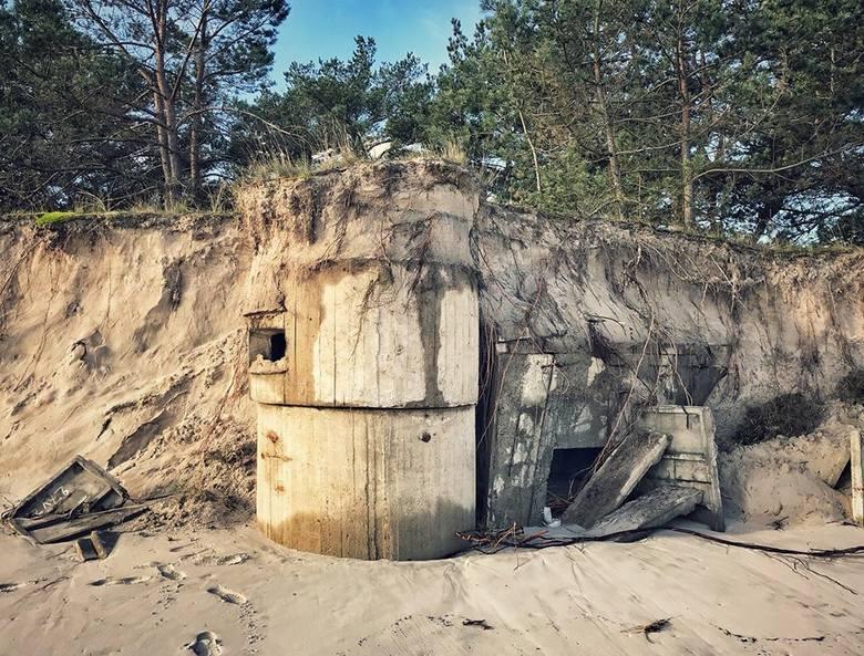 Militarne budowle na Helu to pozostałość po czasach PRL-u