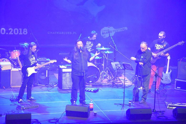Chatka Blues Festival. East Earth Band, Makar & Children of the Corn oraz Juwana Jenkins i Charlie Slavik (ZDJĘCIA)