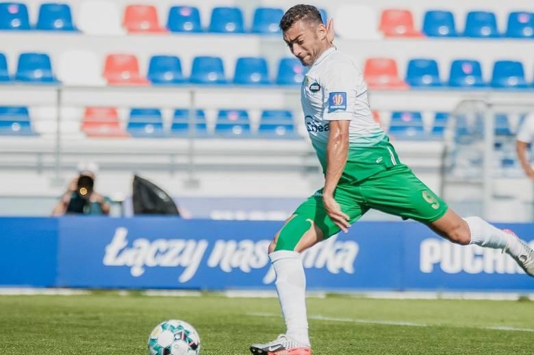 110 bramek zdobył Brazylijczyk Rossi Leandro, od kiedy gra w Radomiaku Radom. Królem strzelców był w sześciu sezonach, w tym w jednym wygrał wraz z Marcinem
