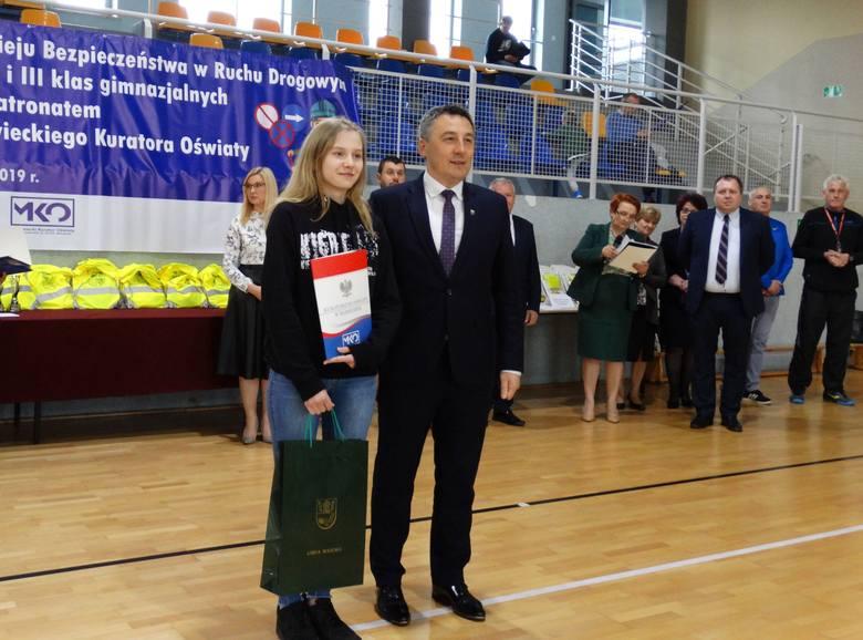 W Wąsewie odbyły się eliminacje rejonowe Turnieju Bezpieczeństwa w Ruchu Drogowym