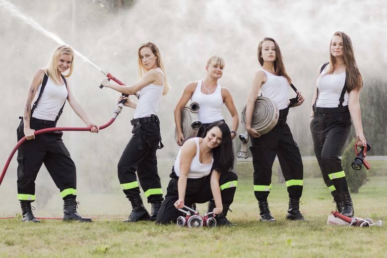 Taka straż pożarna musi się podobać