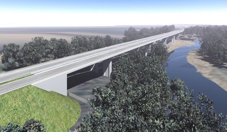 Droga ekspresowa będzie stanowiła północną – zachodnią obwodnicę miejscowości Płoty, gdzie na Drodze Wojewódzkiej 109 zlokalizowano węzeł drogowy Płoty Północ. dalej trasa przechodzi przez dolinę rzeki Rega (gdzie zaplanowano długą na około 600 metrów estakadę) i wchodzi w korytarz istniejącej...