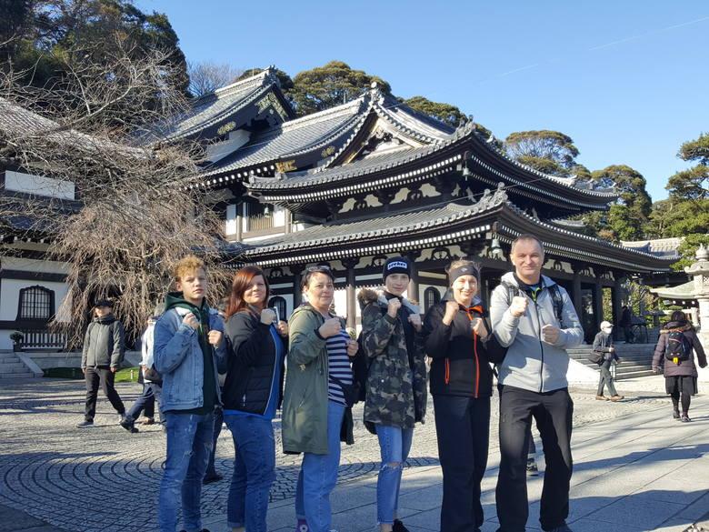 Świetny występ krośnieńskich karateków na mistrzostwach świata w Japonii [ZDJĘCIA]