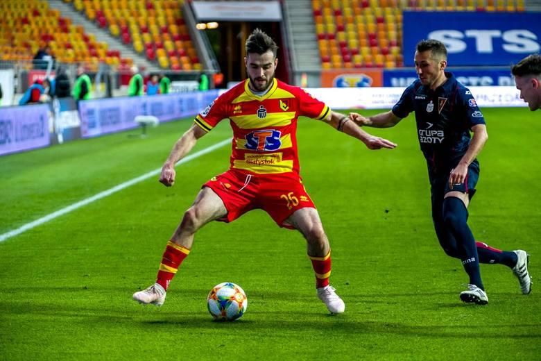 Martin Pospisil wierzy, że Jagiellonia włączy się w tym sezonie do walki o europejskie puchary