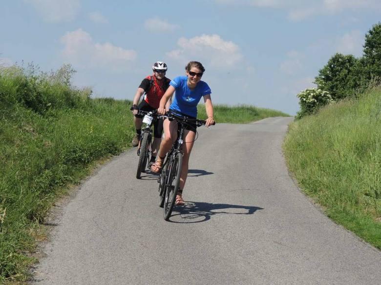 Gmina Zielonki wabi tłumy rowerzystów [ZDJĘCIA, WIDEO]