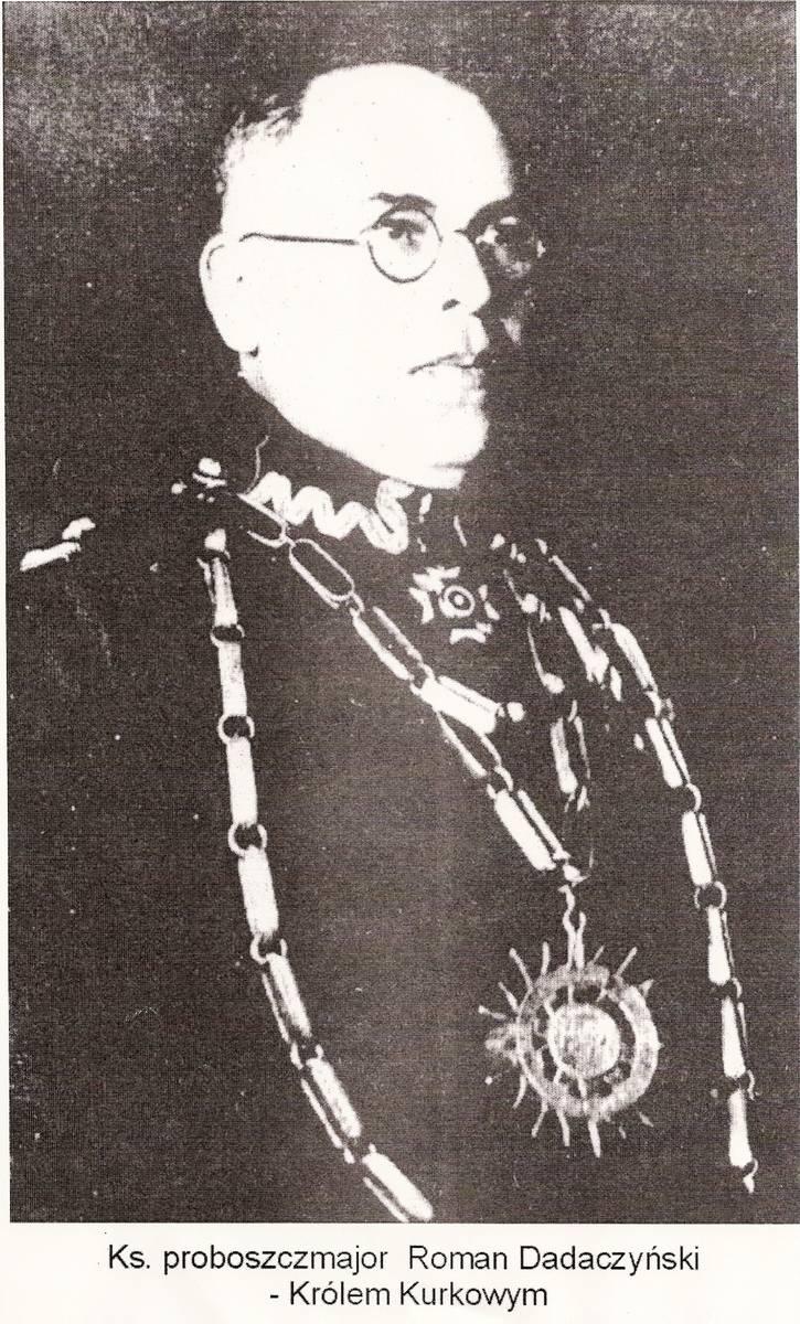 Ksiądz major Roman Dadaczyński - żołnierz, ksiądz i patriota