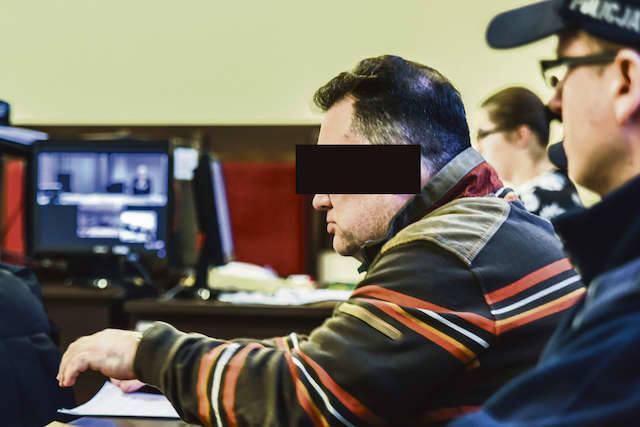 Wczoraj świadkowi z Holandii pytania zadawał oskarżony Piotr M.