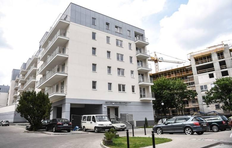 Wojewódzki Inspektor Nadzoru Budowlanego nakazał spółce Wechta legalizację parkingu przy ulicy Hetmańskiej. Jeśli inwestor tego nie zrobi, decyzja o