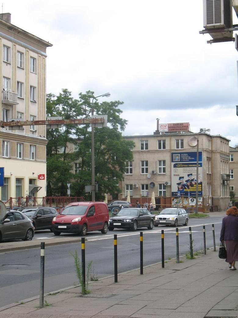 Murale reklamowe zamiast banerów w Gdańsku przy al. Grunwaldzkiej. Czy o to chodziło w uchwale krajobrazowej?