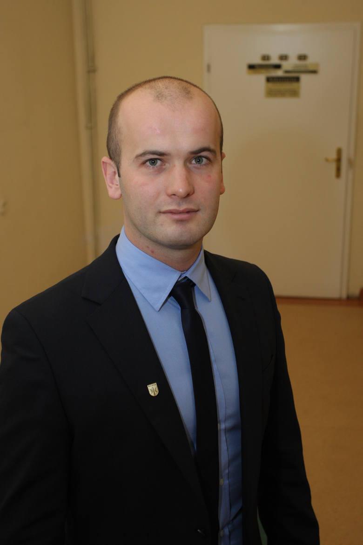 Nowym wiceburmistrzem został Krzysztof Kułakowski.