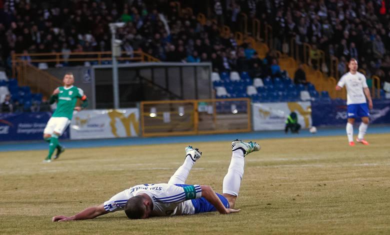 Stal Mielec pokonała u siebie Olimpie Grudziądz 1:0.